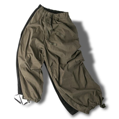 Army Balloon Pants - 2color