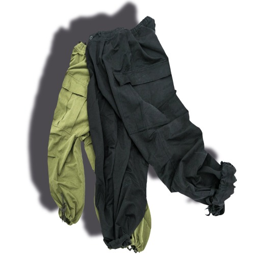 Cargo Balloon Pants - 2color [ RE ]