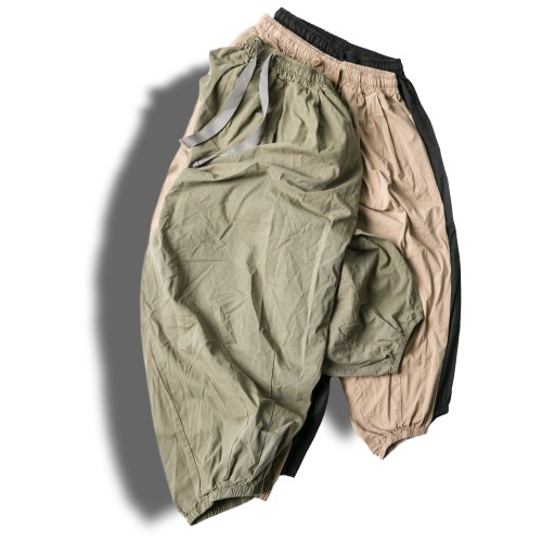 Jogger Balloon Pants - 3color