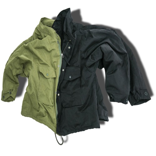 Cargo Field Jacket - 2color
