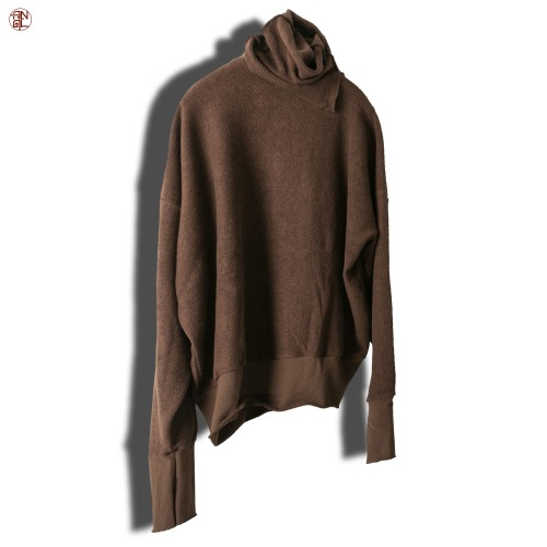 Tumbling Sweat Shirts - Brown