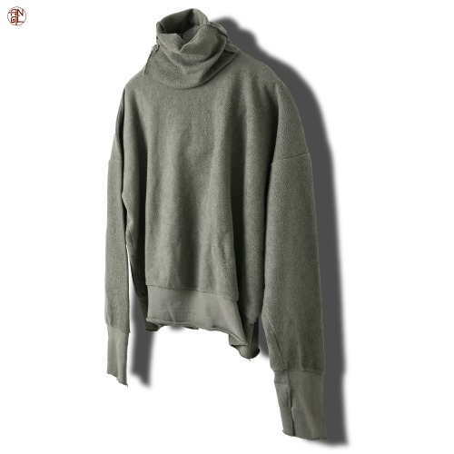 Tumbling Sweat Shirts - Khaki